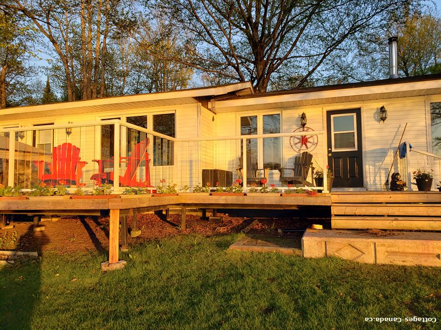 cottage rental Northeastern Ontario, Commanda (pic-3)