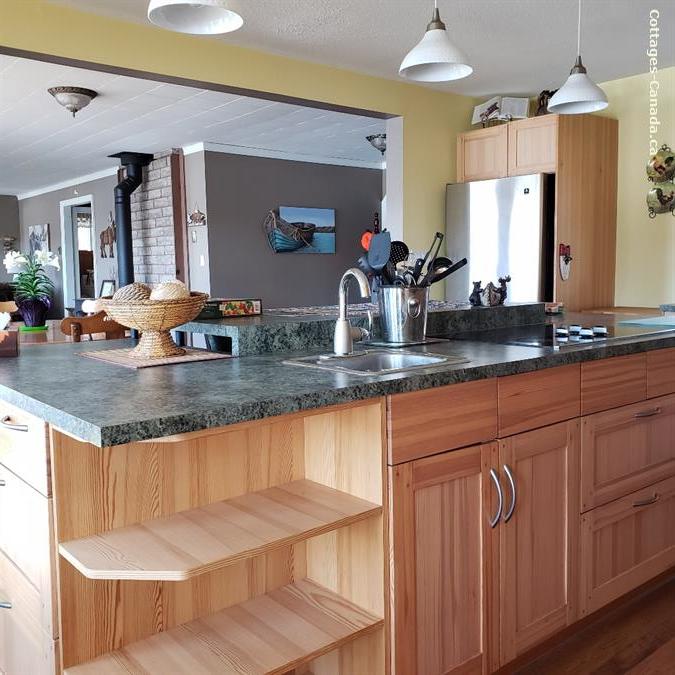 cottage rental Northeastern Ontario, Commanda (pic-11)