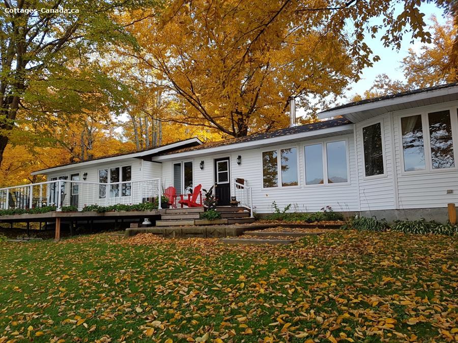 cottage rental Northeastern Ontario, Commanda (pic-1)