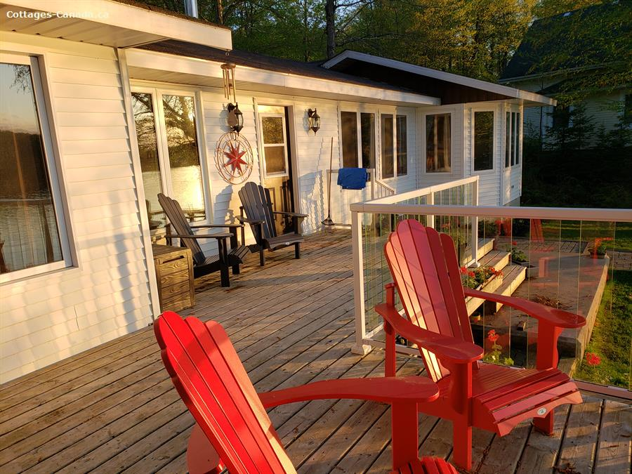 cottage rental Northeastern Ontario, Commanda (pic-5)