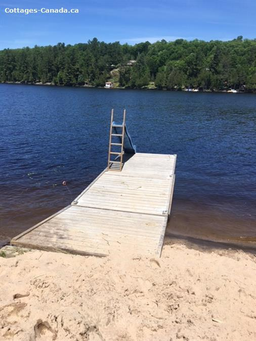 cottage rental Parry Sound, Magnetawan (pic-2)